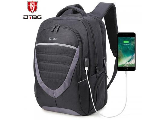 "DTBG Laptop Backpack 17.3""-D8006W"