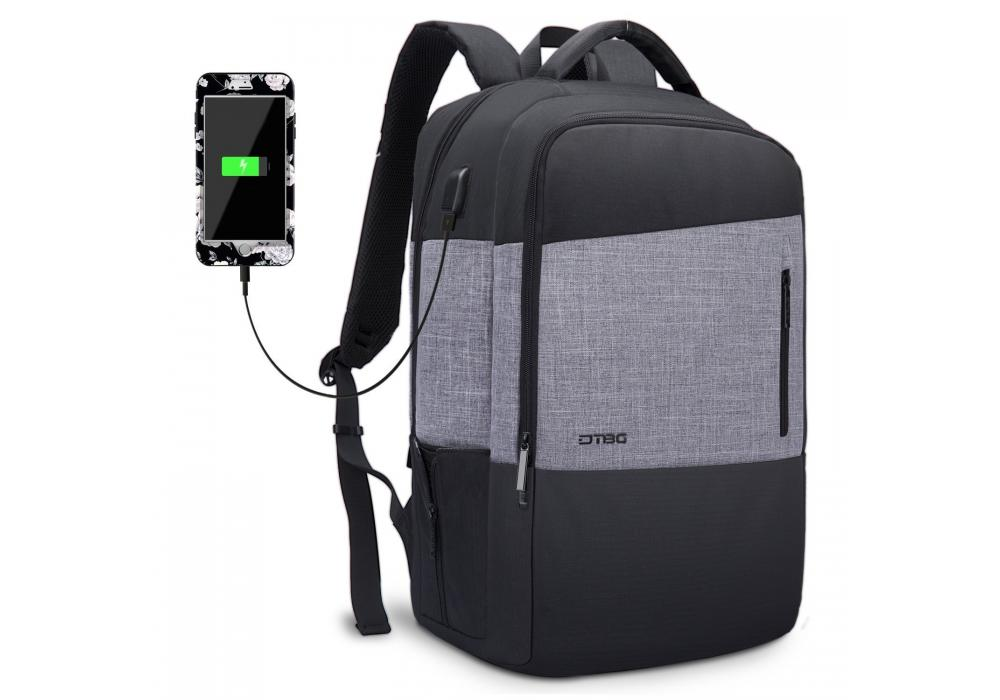 "DTBG Laptop Backpack 17.3""-D8221W"