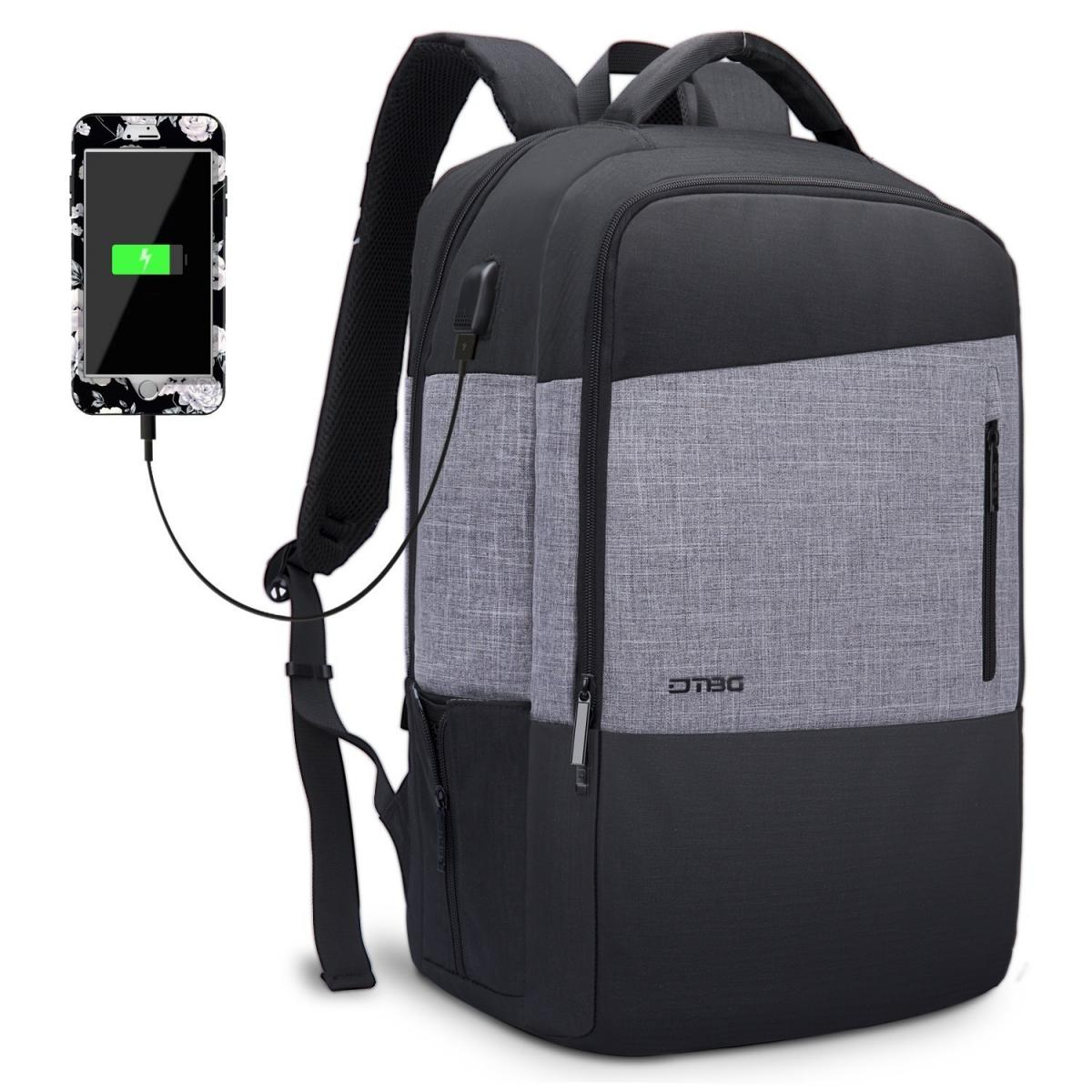 dtbg laptop backpack 17 3 d8221w gts amman jordan. Black Bedroom Furniture Sets. Home Design Ideas