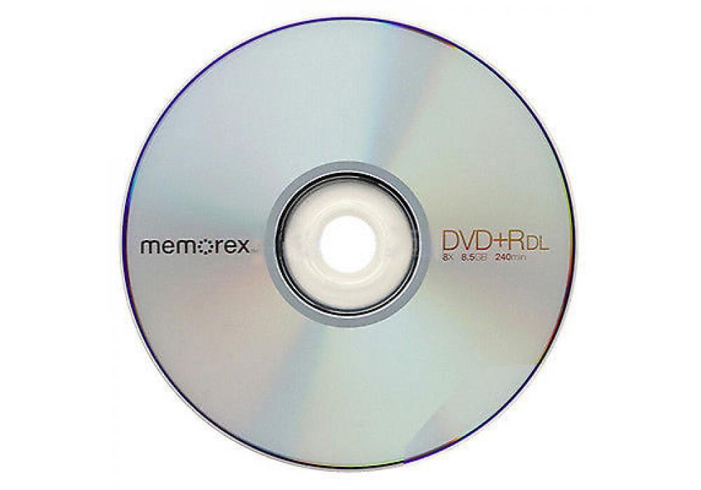 RI-CHOICE DVD+R 50 PACK DL 8.5GB