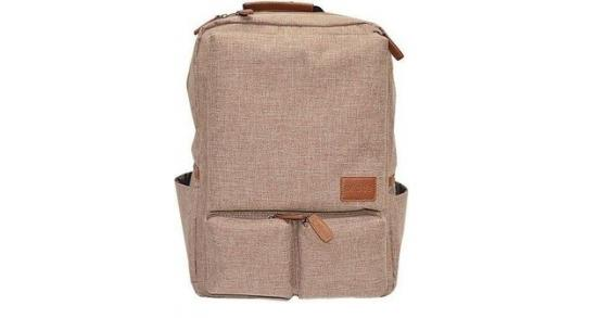 Okade Laptop Backpack Notebook light brown