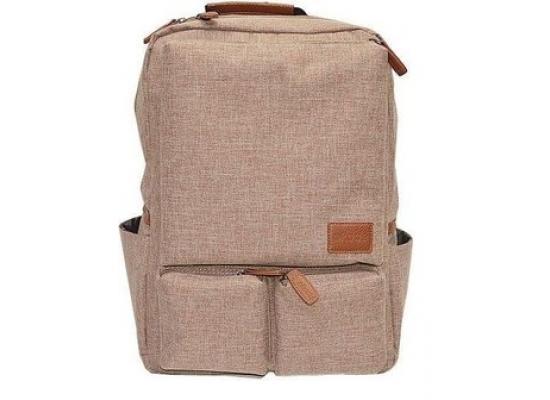 Okade Laptop Backpack Notebook light brown