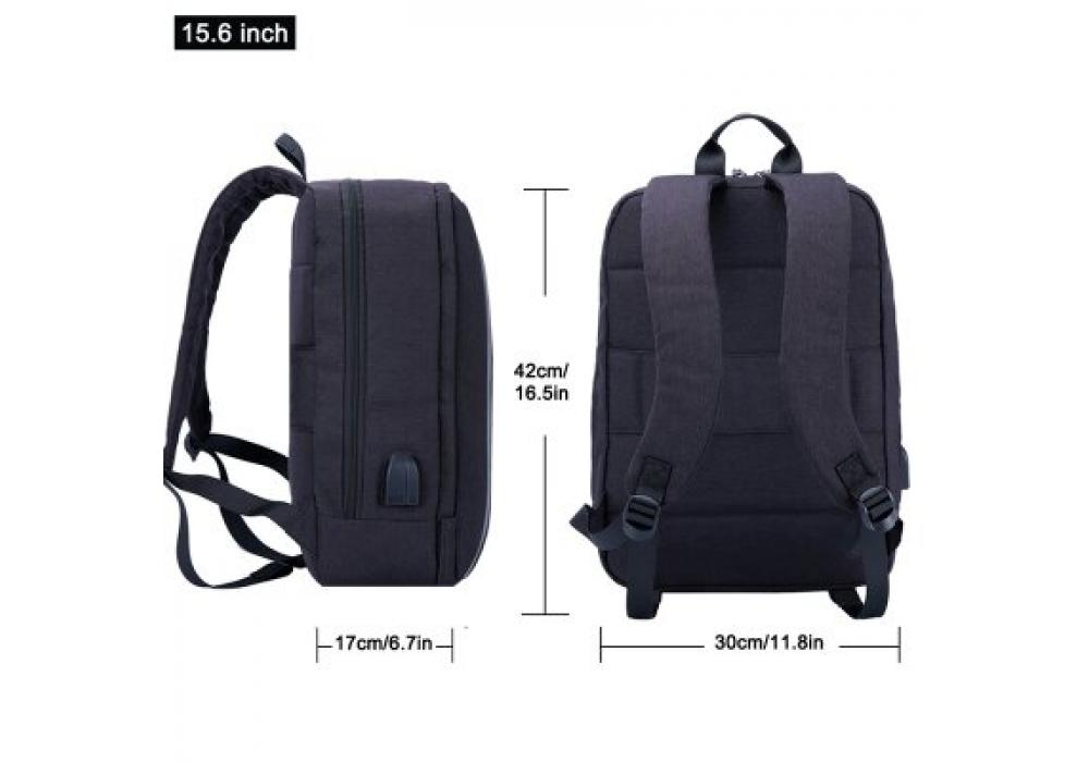OKADE Laptop Backpack With USB & Audio