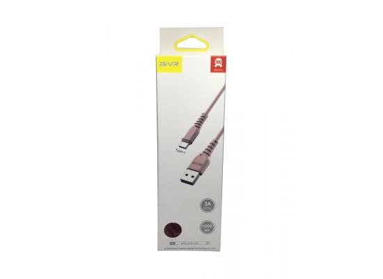 Mobile cable AIVR  K331-T  TYPE-C 1M FAST 3A MAX