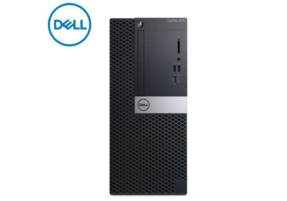 Dell Optiplex 7070-Core i7 9th Generation -RAM 16GB-SSD 960GB-GTX1650 4GB DDR6