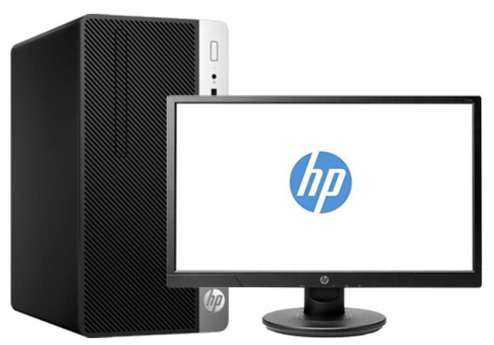 "HP ProDesk Desktop 400 G5 Core i5 + Monitor 20.7"""