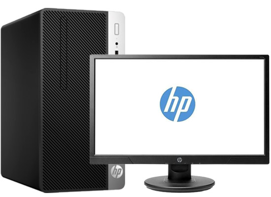 HP ProDesk Desktop 400 G5 Core i5 + Monitor 20.7""