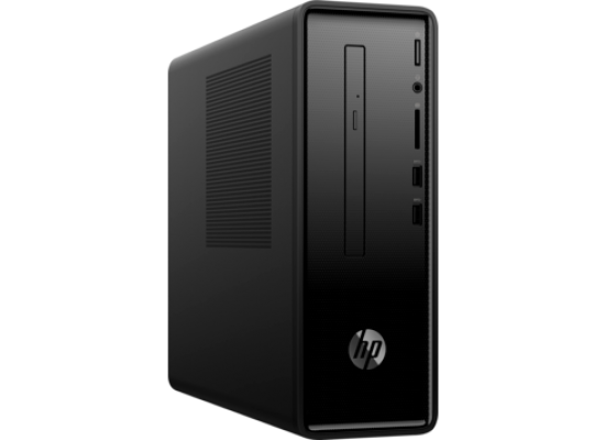 HP Slimline Desktop - 290-p0000ne-Core i3  8th Generation