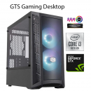 GTS 6  NEW edition GAMING  Desktop -Core i3 -GTX 1650 4GB  DDR5 10th Generation