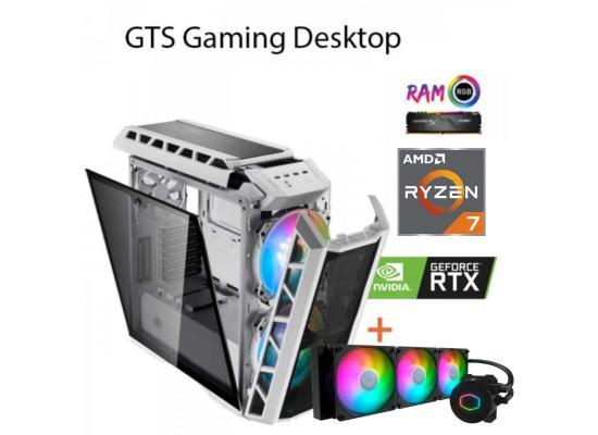 GTS 44 GAMING  Desktop -AMD Ryzen 7 5800X - GeForce RTX™ 3070  VISION OC 8G GDDR6X WHITE