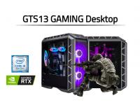 GTS 13 GAMING  Desktop -Core i9 -RTX 2080  11GB + Liquid CPU Cooler  ML240R RGB PLATINUM  9th Generation