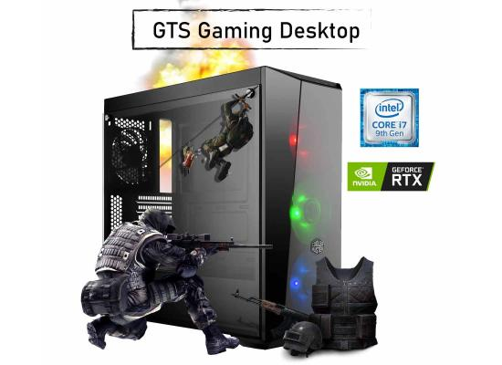 GTS 11 GAMING  Desktop -Core i7 -RTX 2080 SUPER  9GB 9th Generation