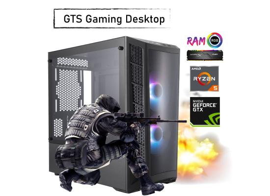 GTS 15 GAMING  Desktop -AMD Ryzen 5 3600 -GTX 1660 SUPER  6GB DDR6 9th Generation