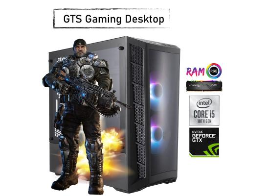 GTS 23 GAMING  Desktop -Core i5 -GTX 1650 4GB DDR6 10th Generation NEW