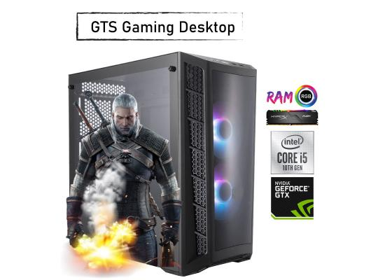 GTS 24 GAMING  Desktop -Core i5 -GTX 1660 SUPER 6GB OC DDR6 10th Generation NEW