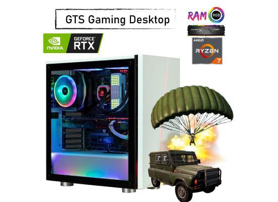GTS 30 GAMING  Desktop -AMD Ryzen 7 3700X -RTX 2060 SUPER 8GB GDDR6 WINDFORCE OC 9th Generation