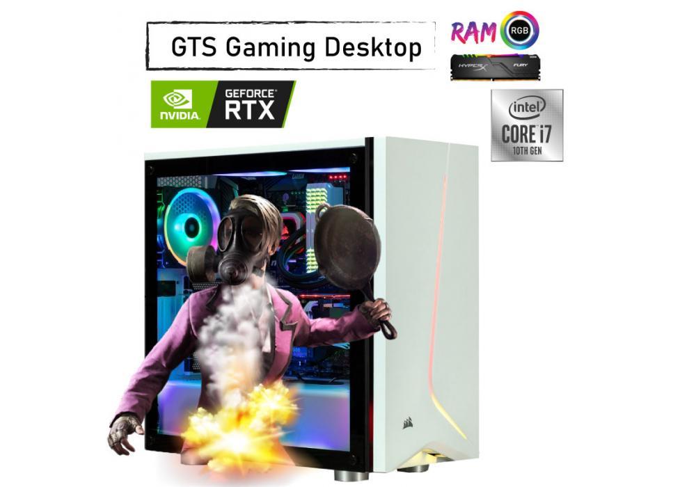 GTS 32 RGB GAMING  Desktop -Core i7 -RTX 2060 SUPER 8GB GDDR6 WINDFORCE OC 10th Generation