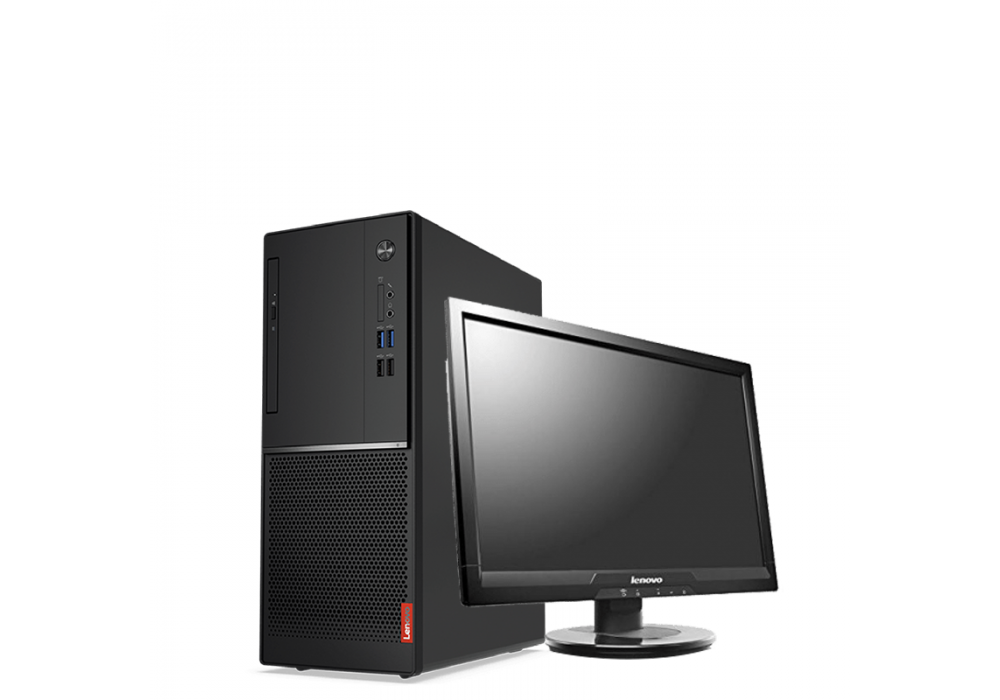 Lenovo Tower V520-Core i7 + Monitor 22""