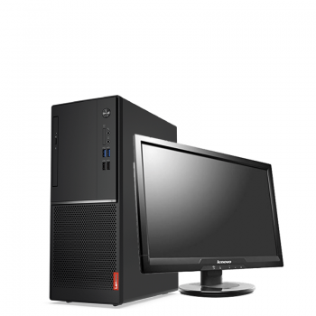 Lenovo Tower V520-Core i3 + Monitor 22""