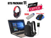 Laptop Asus VivoBook F540N DualCore + BACKBAG+MOUSE +HEADSET+FLASH16GB