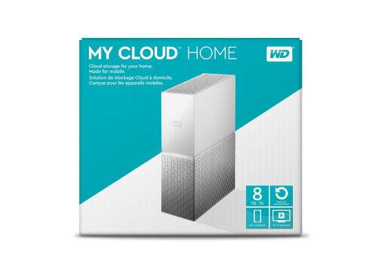 WD My Cloud Home 8TB Multi