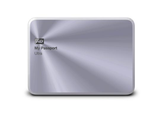 WD MY PASSPORT Ultra Metal Edition 1TB