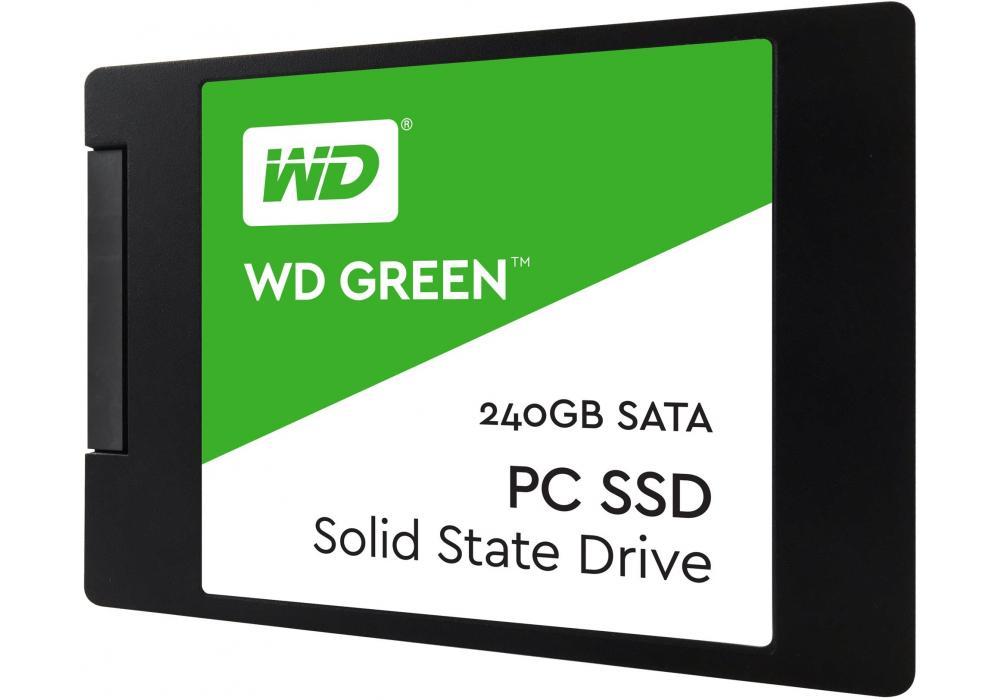 "WD Green 240 GB 2.5"" Internal Solid State Drive - Sata"