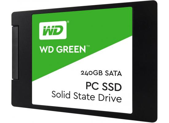 "WD Green 240 GB 2.5"" Internal Solid State Drive - Sata"