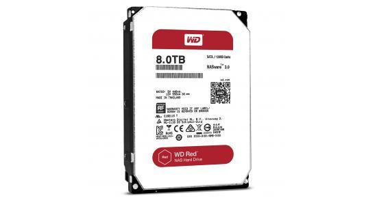 WD Red 8TB Hard Drive