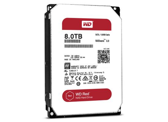 WD Red 8TB Hard Drive