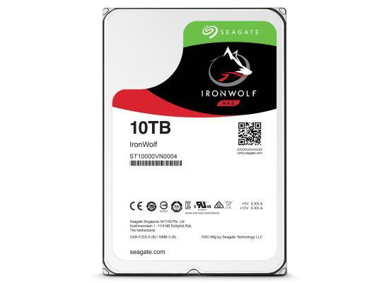 Seagate IronWolf Hard Drive 10TB