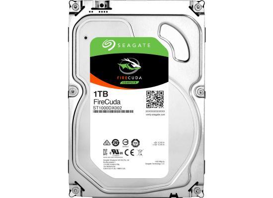 Seagate FireCuda Hard Drive 1TB