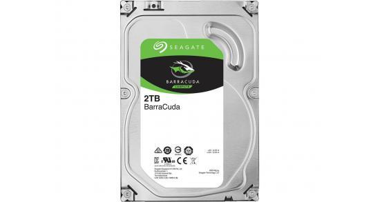 Seagate BarraCuda Hard Drive 2TB