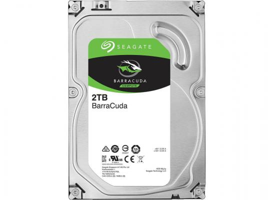 Seagate BarraCuda Hard Drive 2TB