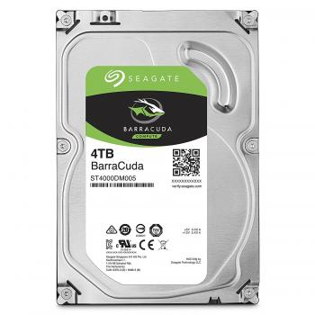 Seagate BarraCuda Hard Drive 4TB