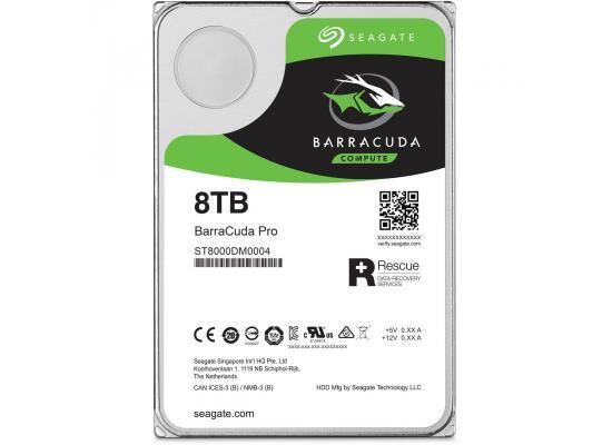 Seagate BarraCuda Hard Drive PRO 8TB