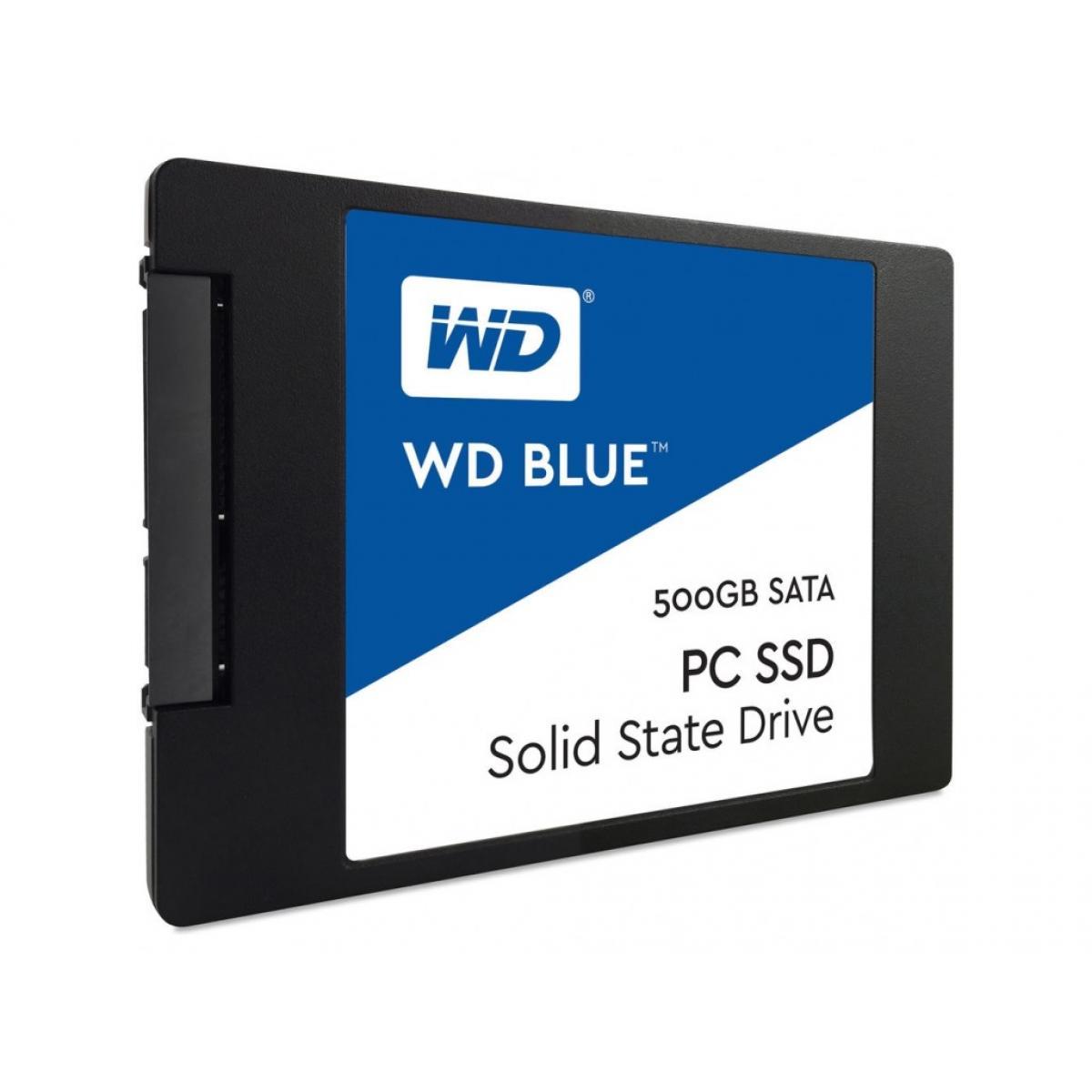 Western Digital WDS500G 500GB SSD