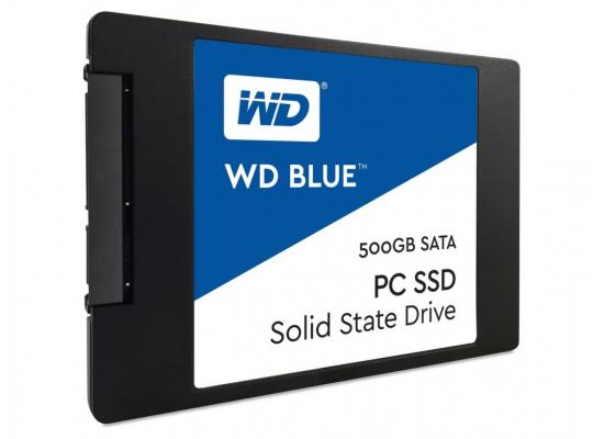Western Digital WDS500G 500GB SSD