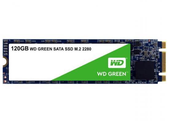 WD  M.2 2280 GREEN  120GB
