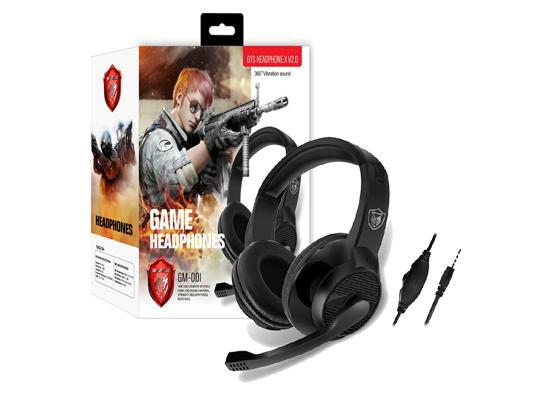 Headset Gaming GM-001 AUX