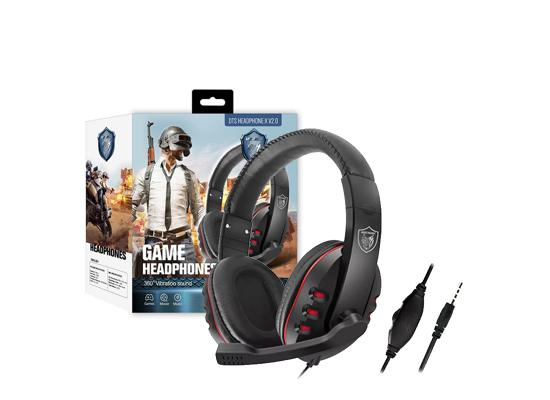 Headset Gaming GM-002 AUX