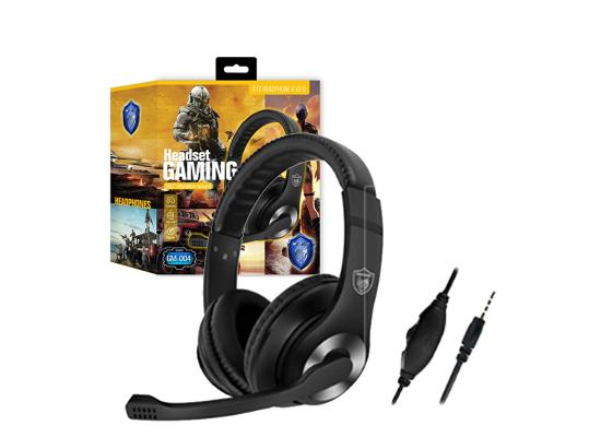 Headset Gaming GM-004 AUX