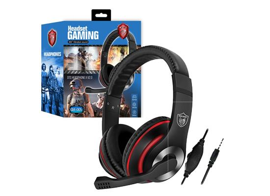 Headset Gaming GM-005 AUX