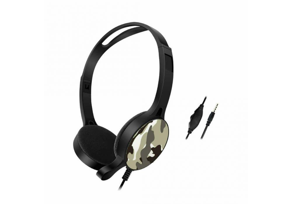 Headset Gaming GM-009 AUX