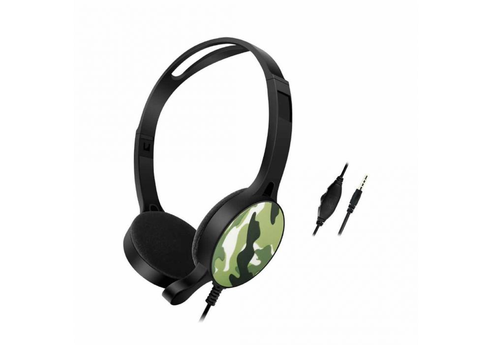 Headset Gaming GM-012 AUX