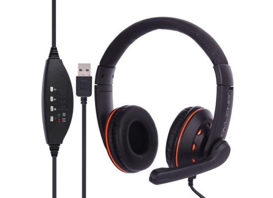 Headset Gaming Q5 USB
