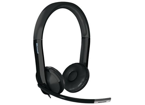 Microsoft LifeChat LX-6000 Headset Head-band Black