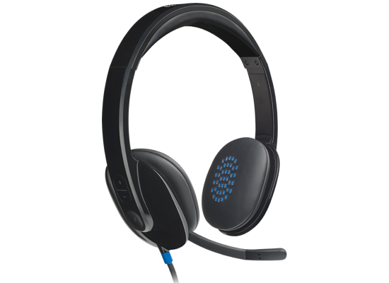 Headset Logitech H540 With Microphone USB