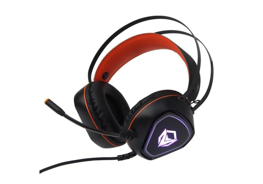 Meetion Wired Backlit Gaming Headset with Mic HP020
