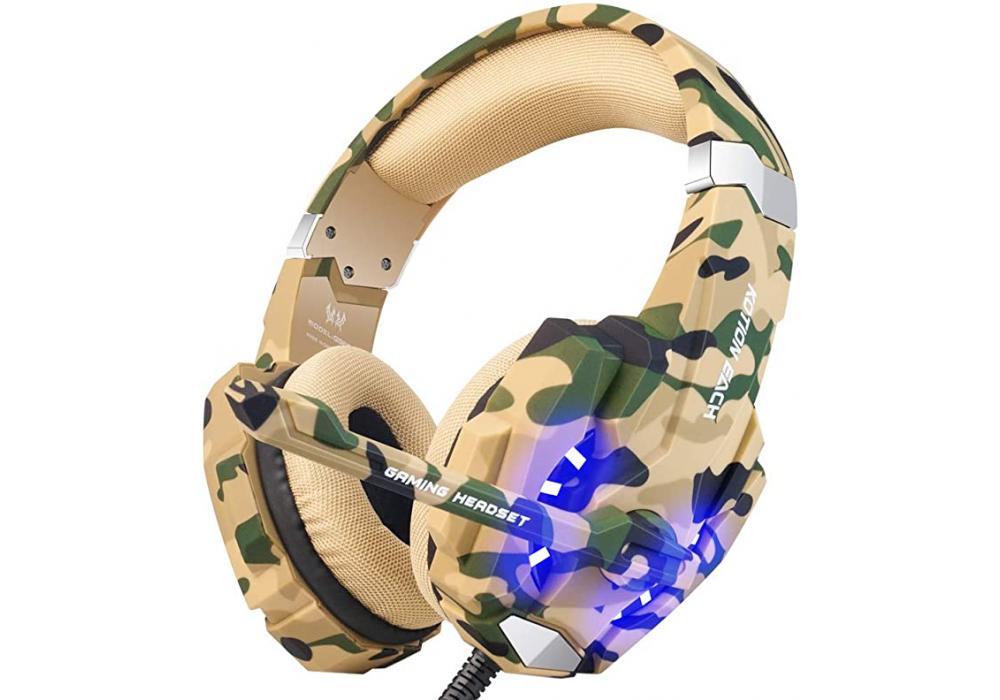 Haing Headset Gaming HG-5
